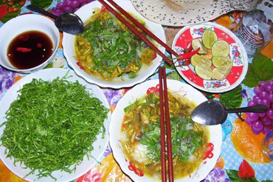 Nếm thử món ngon Quảng Nam