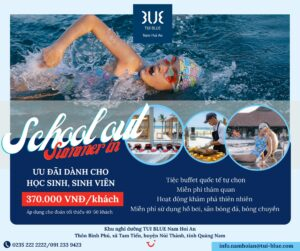 TUI BLUE Nam Hoi An school out summer in